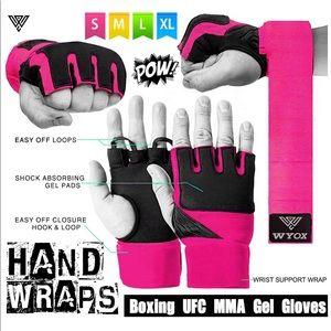 Brand new hand wraps